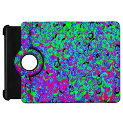 Green Purple Pink Background Kindle Fire Hd 7  by Simbadda