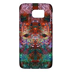 Modern Abstract Geometric Art Rainbow Colors Galaxy S6