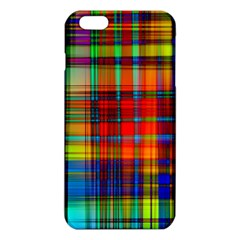 Abstract Color Background Form iPhone 6 Plus/6S Plus TPU Case by Simbadda