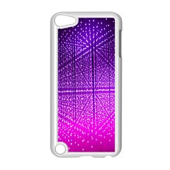 Pattern Light Color Structure Apple Ipod Touch 5 Case (white) by Simbadda