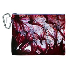 Jellyfish Ballet Wind Canvas Cosmetic Bag (XXL) by Simbadda