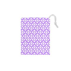 The Background Background Design Drawstring Pouches (XS)  by Onesevenart
