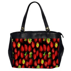 Berry Strawberry Many Office Handbags (2 Sides)  by Simbadda