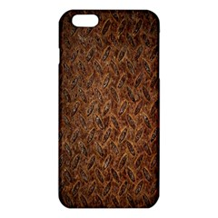 Texture Background Rust Surface Shape iPhone 6 Plus/6S Plus TPU Case by Simbadda