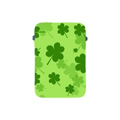 Leaf Clover Green Line Apple Ipad Mini Protective Soft Cases