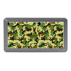 Camo Woodland Memory Card Reader (mini) by sifis