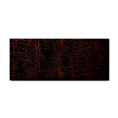 Black And Red Background Cosmetic Storage Cases