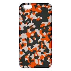 Camouflage Texture Patterns iPhone 6 Plus/6S Plus TPU Case by Simbadda