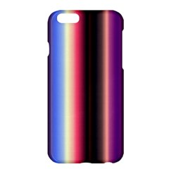 Multi Color Vertical Background Apple iPhone 6 Plus/6S Plus Hardshell Case by Simbadda