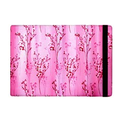 Pink Curtains Background iPad Mini 2 Flip Cases by Simbadda