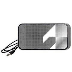 Gradient Base Portable Speaker (black)