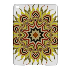Abstract Geometric Seamless Ol Ckaleidoscope Pattern Ipad Air 2 Hardshell Cases by Simbadda