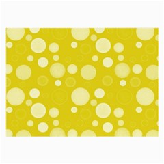 Polka Dots Large Glasses Cloth (2 Side)