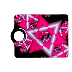 Star Of David On Black Kindle Fire Hd (2013) Flip 360 Case by Simbadda