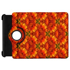Background Flower Fractal Kindle Fire Hd 7  by Simbadda
