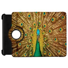 Peacock Bird Feathers Kindle Fire Hd 7  by Simbadda
