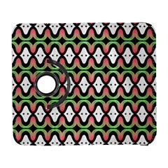 Abstract Pinocchio Journey Nose Booger Pattern Galaxy S3 (flip/folio) by Simbadda