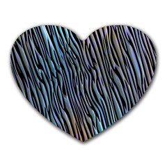Abstract Background Wallpaper Heart Mousepads by Simbadda
