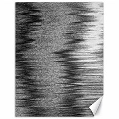 Rectangle Abstract Background Black And White In Rectangle Shape Canvas 18  X 24   by Nexatart