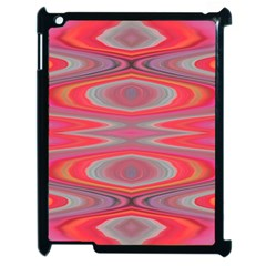 Hard Boiled Candy Abstract Apple iPad 2 Case (Black) by Nexatart
