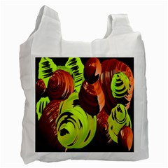 Neutral Abstract Picture Sweet Shit Confectioner Recycle Bag (two Side)  by Nexatart