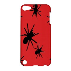 Illustration With Spiders Apple Ipod Touch 5 Hardshell Case by Nexatart