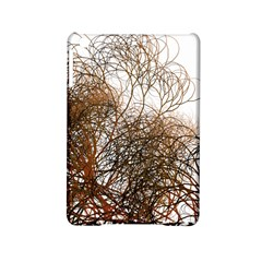 Digitally Painted Colourful Winter Branches Illustration Ipad Mini 2 Hardshell Cases by Nexatart