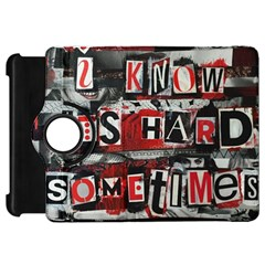 Top Lyrics Twenty One Pilots The Run And Boys Kindle Fire Hd 7  by Onesevenart