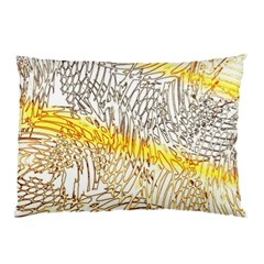 Abstract Composition Digital Processing Pillow Case (two Sides)