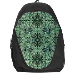 Seamless Abstraction Wallpaper Digital Computer Graphic Backpack Bag by Nexatart