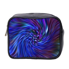 Stylish Twirl Mini Toiletries Bag 2-Side by Nexatart
