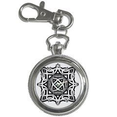 Celtic Draw Drawing Hand Draw Key Chain Watches