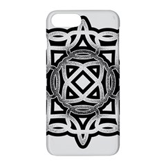 Celtic Draw Drawing Hand Draw Apple iPhone 7 Plus Hardshell Case by Nexatart