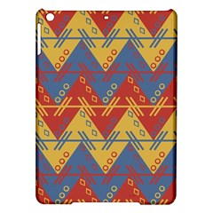 Aztec Traditional Ethnic Pattern Ipad Air Hardshell Cases by Nexatart