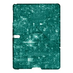 /r/place Emerald Samsung Galaxy Tab S (10 5 ) Hardshell Case