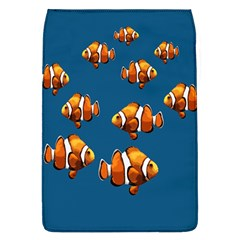 Clown Fish Flap Covers (l)  by Valentinaart