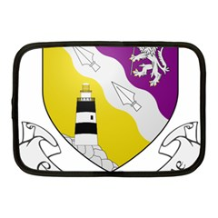 County Wexford Coat Of Arms  Netbook Case (medium)  by abbeyz71