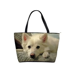 Niko Puppy Face Shoulder Handbags by NikoTheEskie