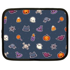 Kawaiieen Pattern Netbook Case (XXL)  by Nexatart