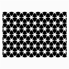 Star Egypt Pattern Large Glasses Cloth by Nexatart