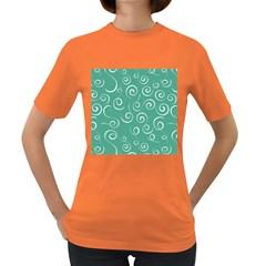Pattern Women s Dark T Shirt