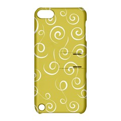 Floral Pattern Apple Ipod Touch 5 Hardshell Case With Stand by ValentinaDesign