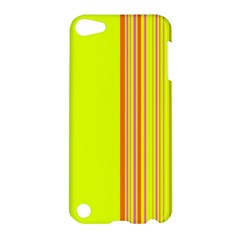Lines Apple Ipod Touch 5 Hardshell Case by ValentinaDesign