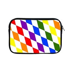 Rainbow Flag Bavaria Apple Ipad Mini Zipper Cases by Nexatart