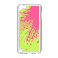 Big Bang Apple Ipod Touch 5 Case (white) by ValentinaDesign
