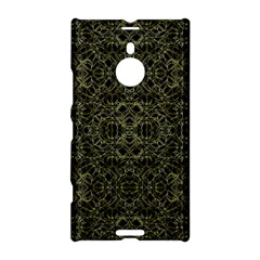 Golden Geo Tribal Pattern Nokia Lumia 1520 by dflcprints