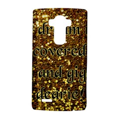 Covered In Gold! Lg G4 Hardshell Case by badwolf1988store