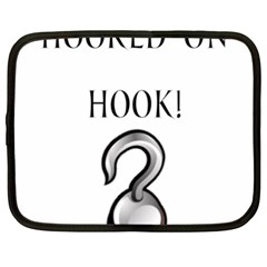Hooked on Hook! Netbook Case (XXL)  by badwolf1988store