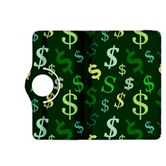 Money Us Dollar Green Kindle Fire HDX 8.9  Flip 360 Case by Mariart