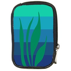 Gender Sea Flags Leaf Compact Camera Cases by Mariart